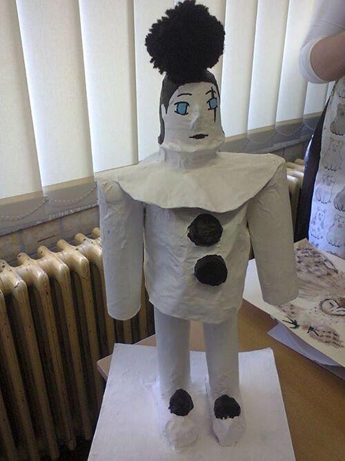 WIP : Pierrot