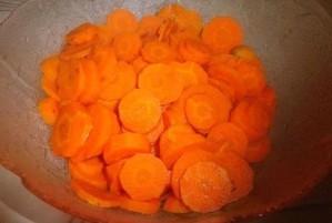 rondelles de carottes