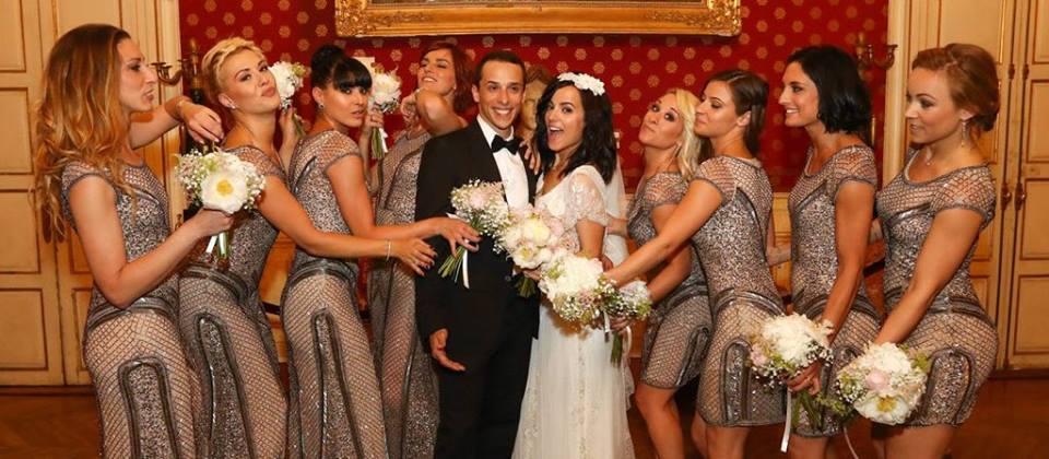 . NEWS . émissions tv + mariage