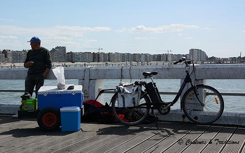 Coup de chaleur printanier à Nieuwpoort Bad