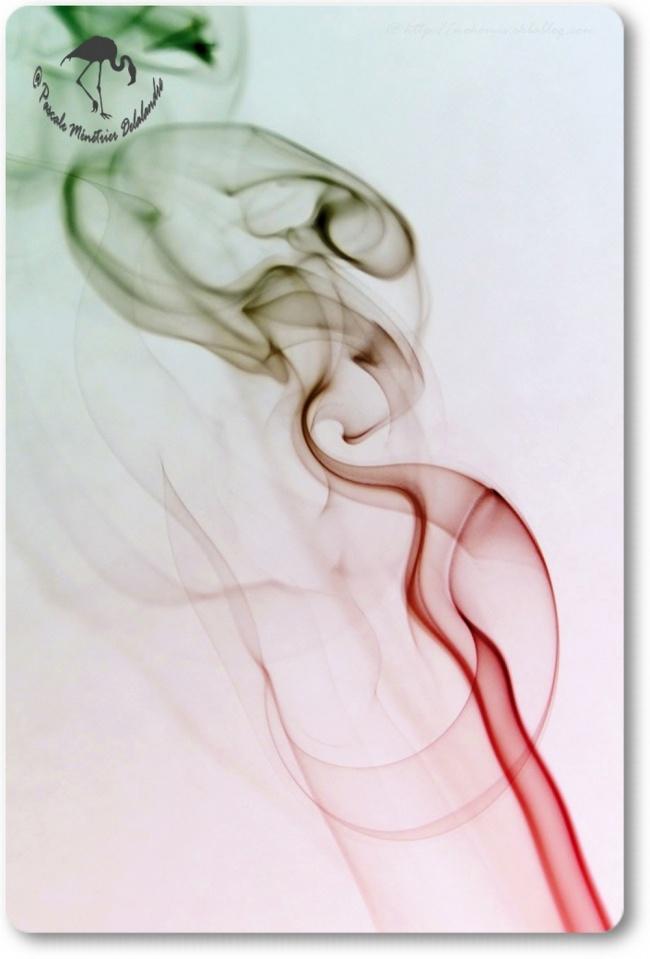 Jeux de fumée...