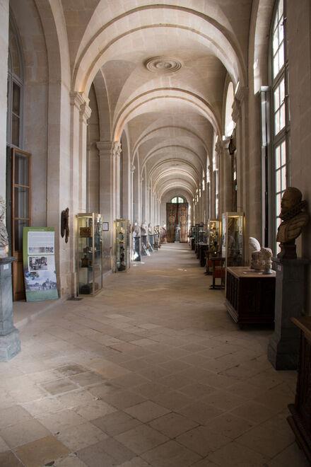 Samedi 20 octobre - Abbaye de Chaalis