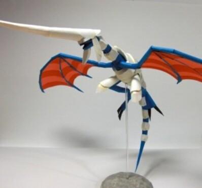 Un Dragon à Fabriquer !