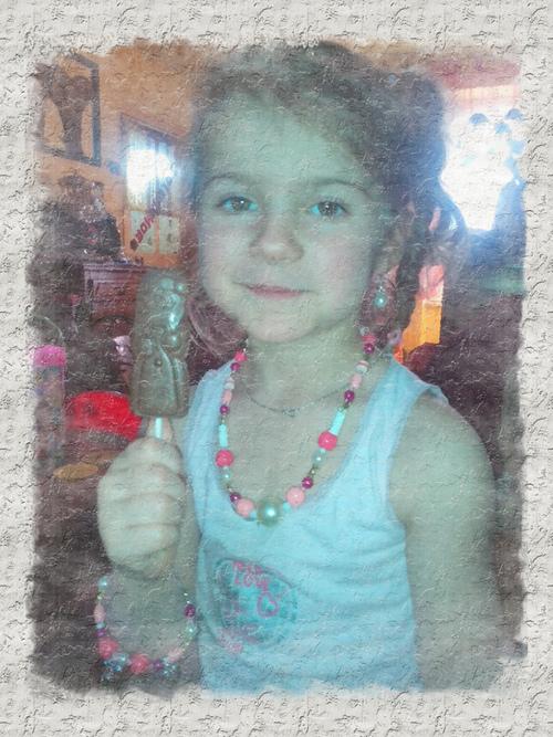 Joyeux Anniversaire ma douce petite Princesse pour tes 5 ans