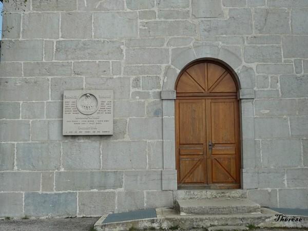 Chapelle du Retord (extérieur) (3)
