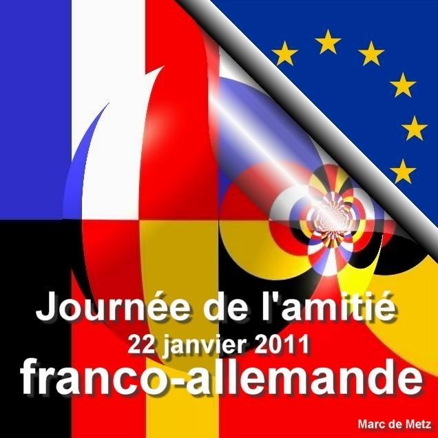 Journée franco-allemande de 2011 mp13547 22 01 2011