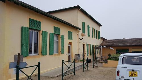 Gîte communal de Miramont Sensacq
