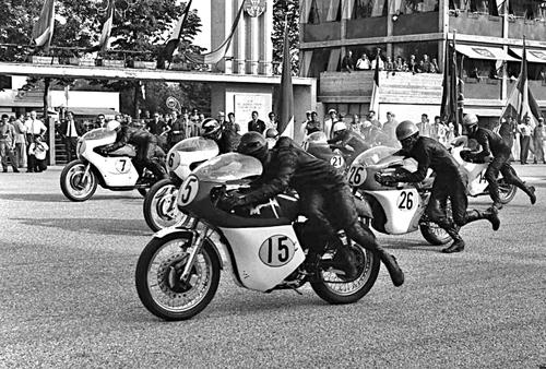 """""""Photos trouvées"""" : Monza 1960 -1963"""