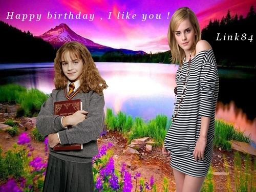 Joyeux anniversaire Emma Watson !