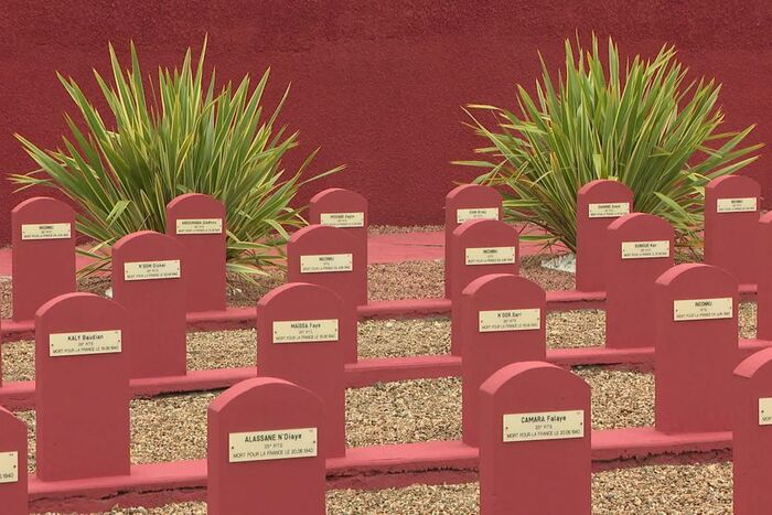 Commémoration du 80ème anniversaire des massacres des tirailleurs africains