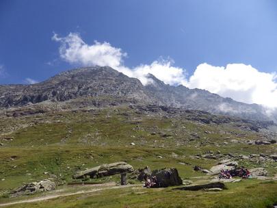 Mont Giusalet