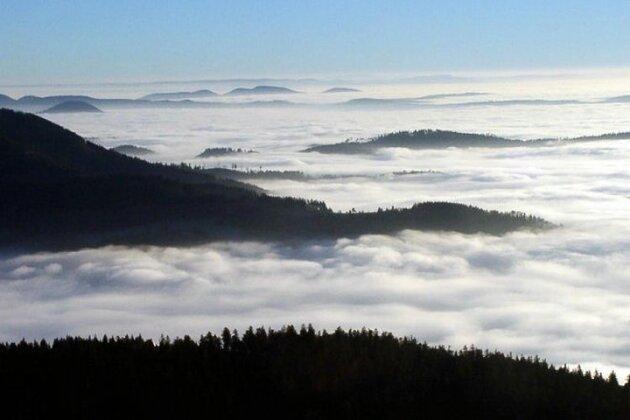 La Forêt Noire, Allemagne