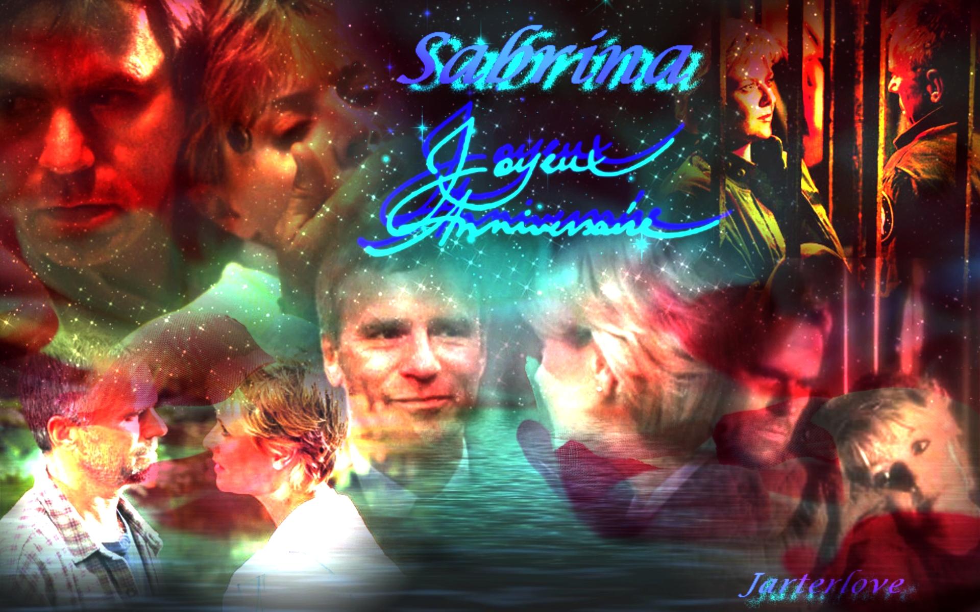 Joyeux Anniversaire Sabrina 2015 Stargate Sg1 S Art