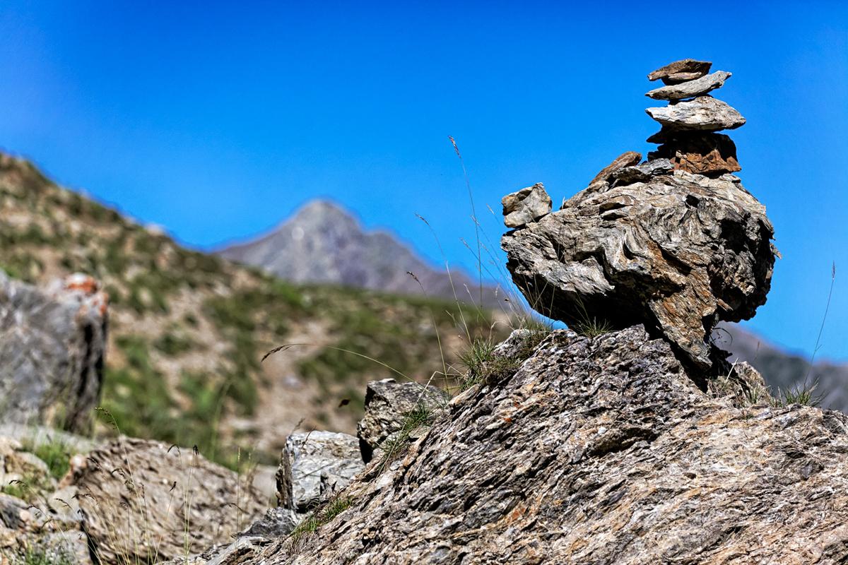 Réallon  -  Les Gourniers  -  Col de Gardette - Hautes-Alpes