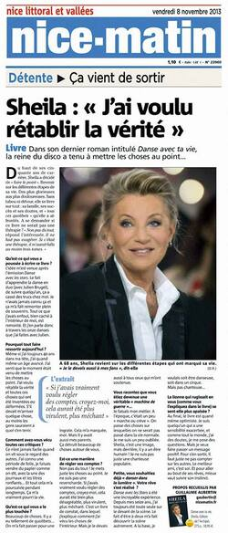 DATV / NICE-MATIN 08 novembre 2013