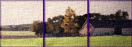 Dessin et peinture - vidéo 2441 : Une troisième technique de peinture à l'huile ou à l'acrylique, après la pleine pâte et le glacis: la Velature .