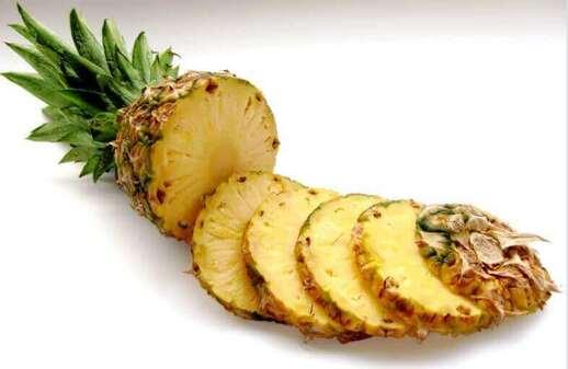 traiter les douleurs articulaires avec de l'ananas
