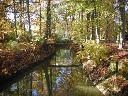 un jour d'automne à Mondorf
