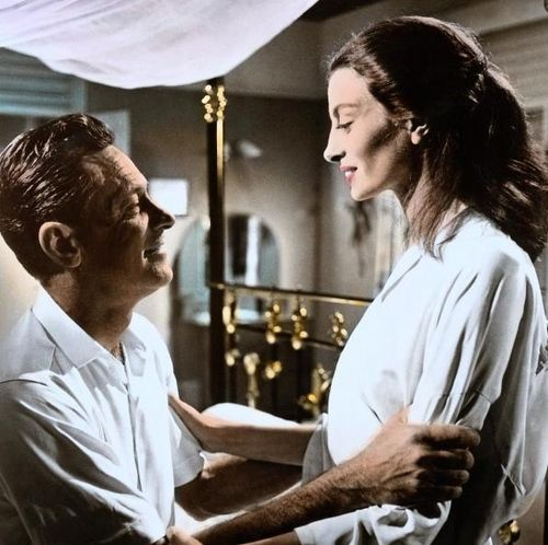 capucine x william holden