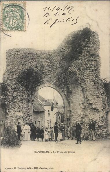 Famille Chotard, Saint-Vérain (58)