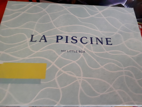My little La piscine box