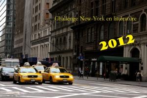 """Bal de givre à New-York"" de Fabrice Colin"