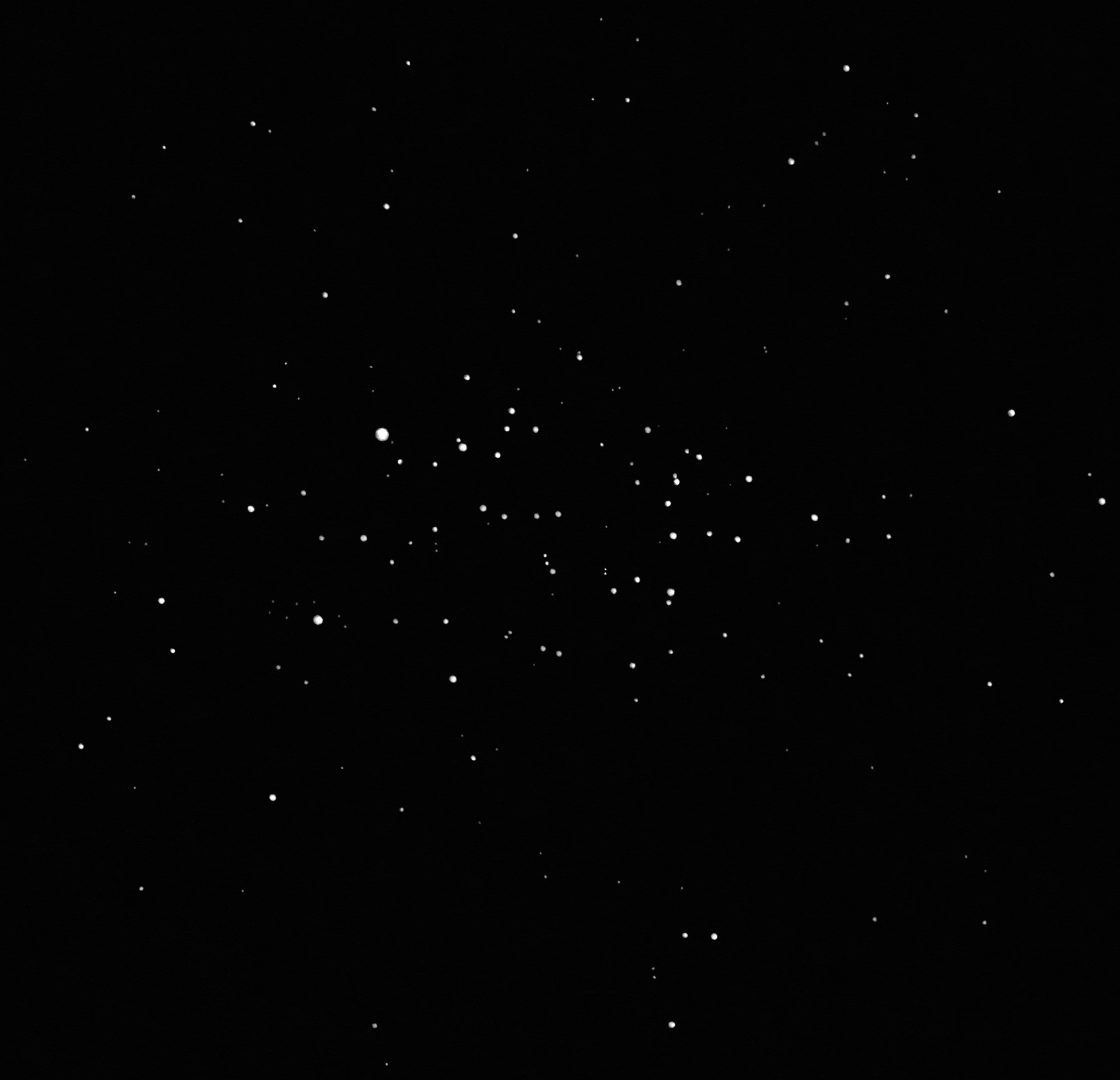 NGC 3532 open cluster