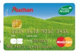 Carte Auchan Visa.Auchan Lance La Carte Accord Creativ Innovation