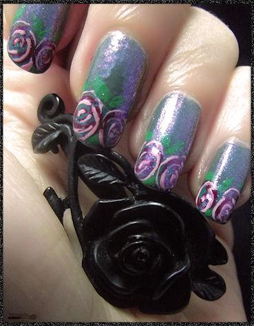 Roses vintages