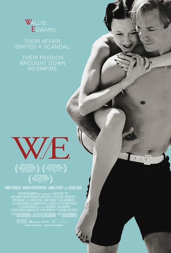 w.e. affiche officielle