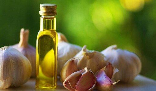 Remède à l'ail et à l'huile d'olive