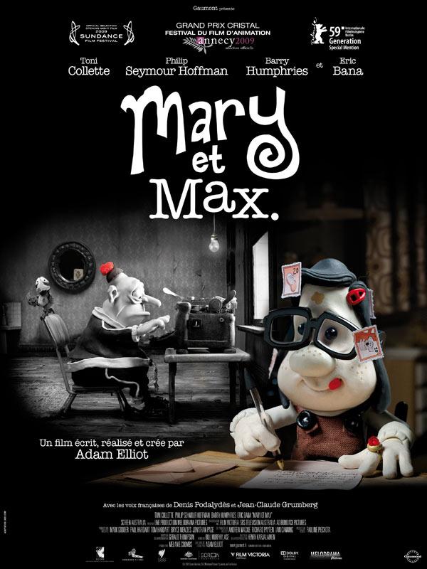 Mary And Max - Un film pas comme les autres