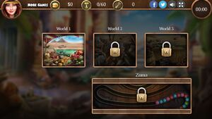 Jouer à Treasure of Ramses