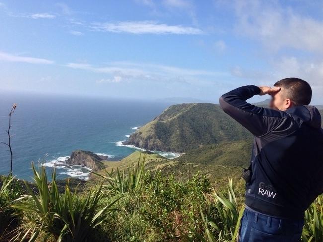 photographie de la Nouvelle Zélande