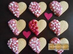 Saint-Valentin 2014 : Mes recettes