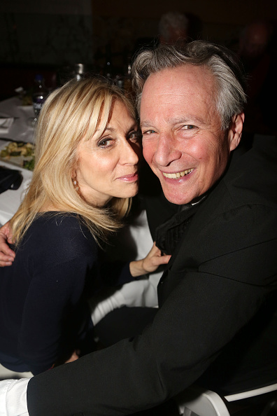 Robert Desiderio et Judith Light
