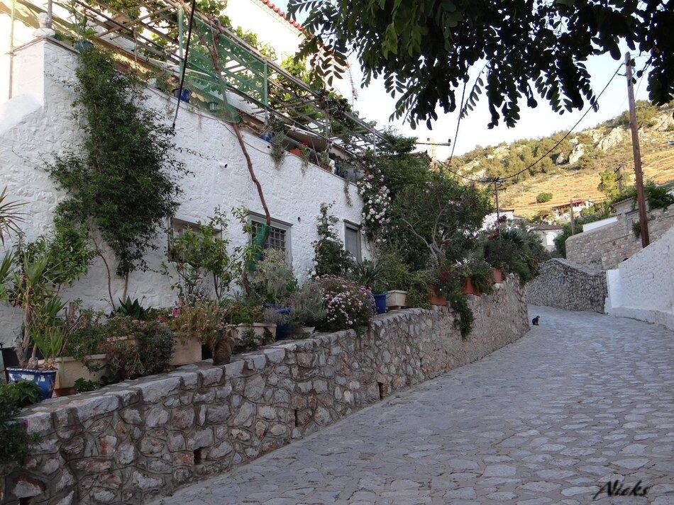 Hydra ,en Grèce,