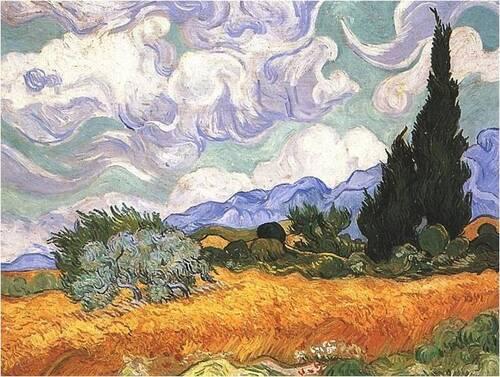 01- Nuages dans la peinture - Au 19eme siècle et avant