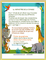 Projet monstre de la jungle