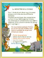 Projet monstre de la jungle