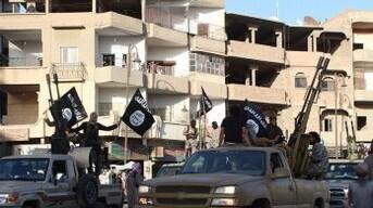 Etat islamique Raqqa