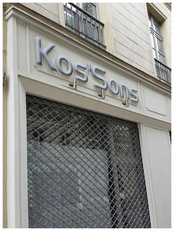 Kos' Sons qui s'en dédie