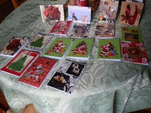 Ateliers de Noël, la suite!