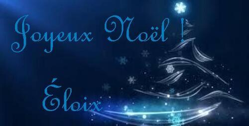 Joyeux Noël, Eloix