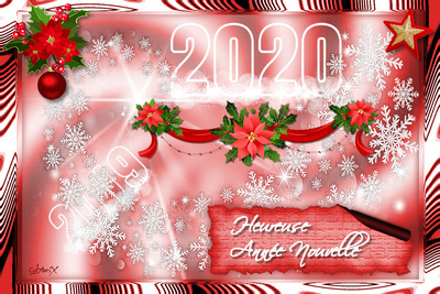 * Heureuse Année Nouvelle *