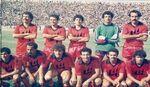 Finale USK Alger - ASC Oran 2-1 saison 1980/1981
