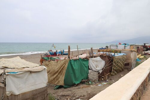 1er mai - Chefchaouen - Oued Laou