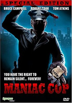 Maniac Cop - William Lustig
