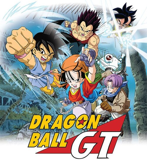 Dragon Ball GT VF