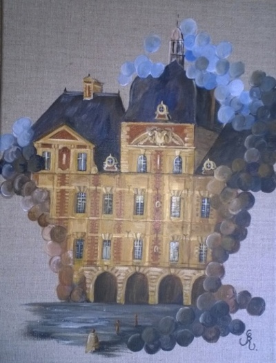 """Peintres de """"cheu nous"""""""